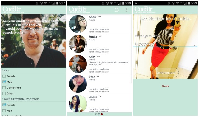 Cuddlr for Android