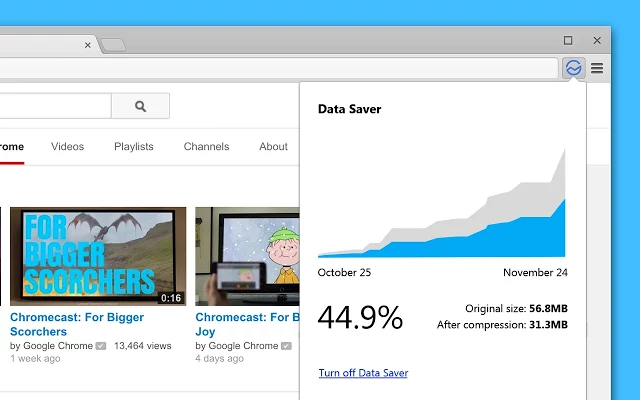Data Saver (Beta)