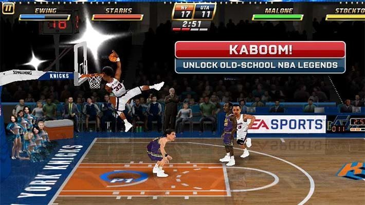 nba jam best android games