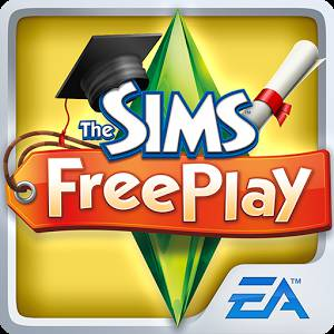 The Sims FreePlay best Android games