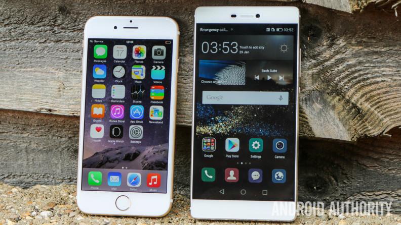 Huawei-P8-vs-Apple-iPhone-6-2
