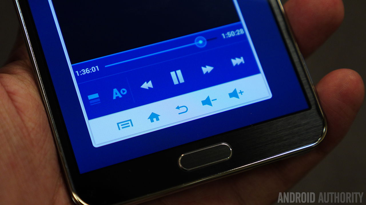 galaxy note 3 music one handed operation aa 07
