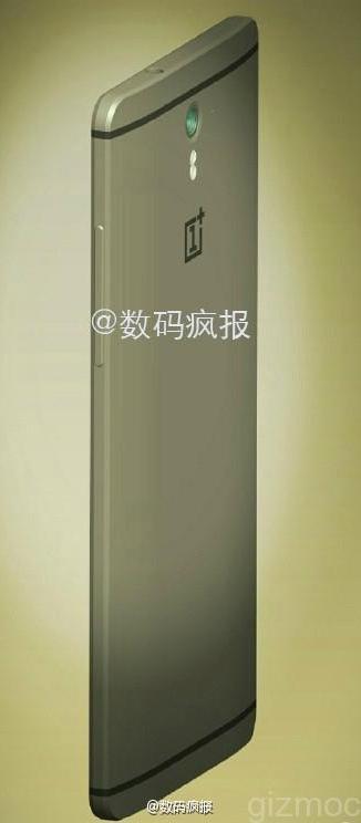 OnePlus 2 render