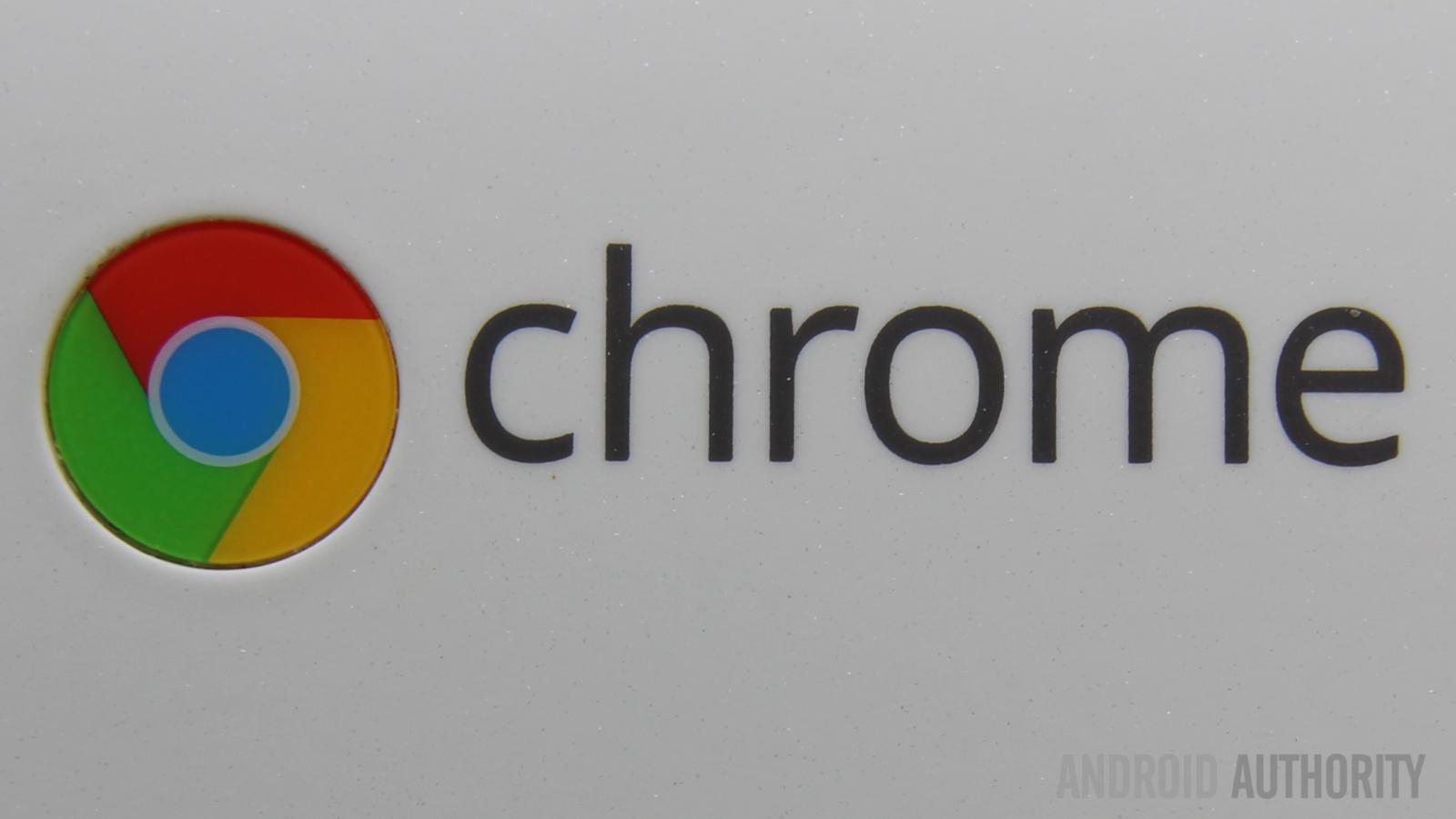 Google Chrome Chromebook logo HP aa