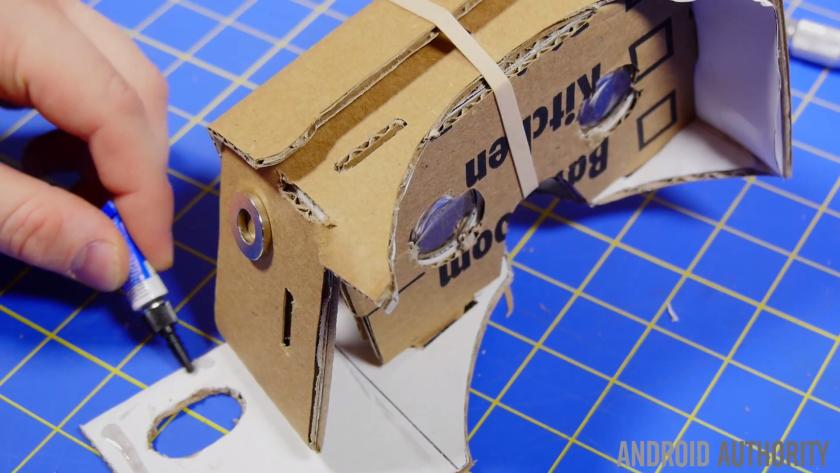 DIY Google Cardboard 3