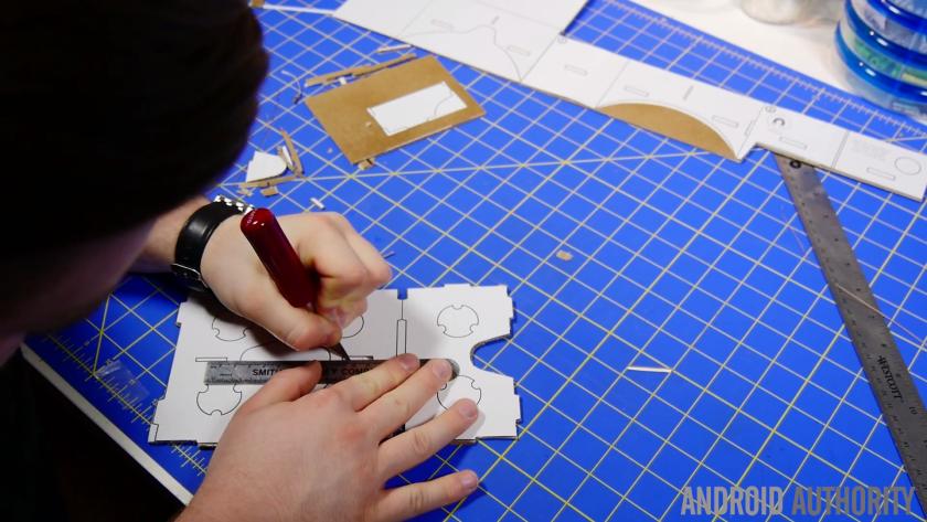 DIY Google Cardboard 4