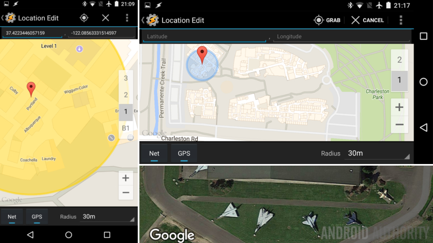 tasker location and network tracking time card part 2 android customization android bunker - Android Time Card