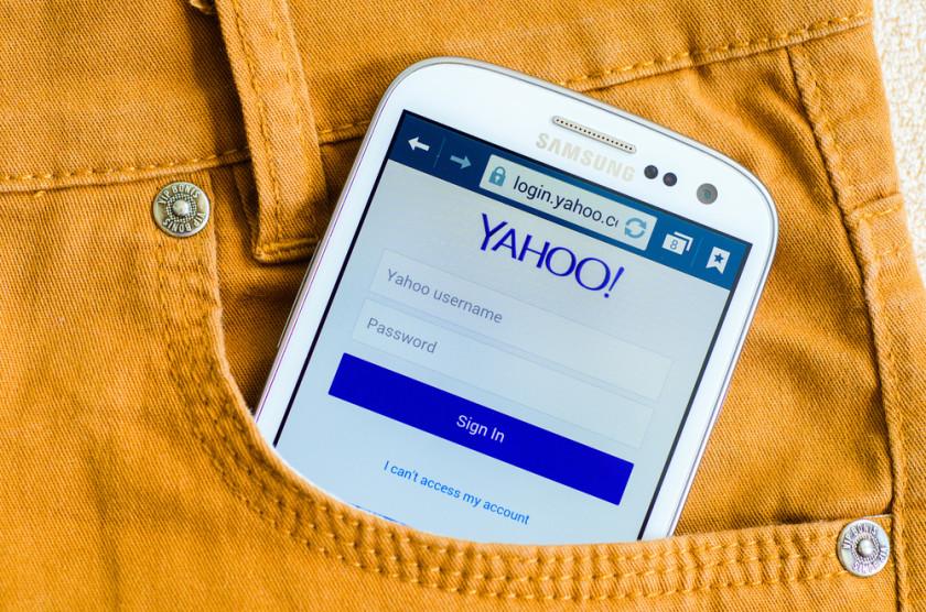 yahoo smartphone logo