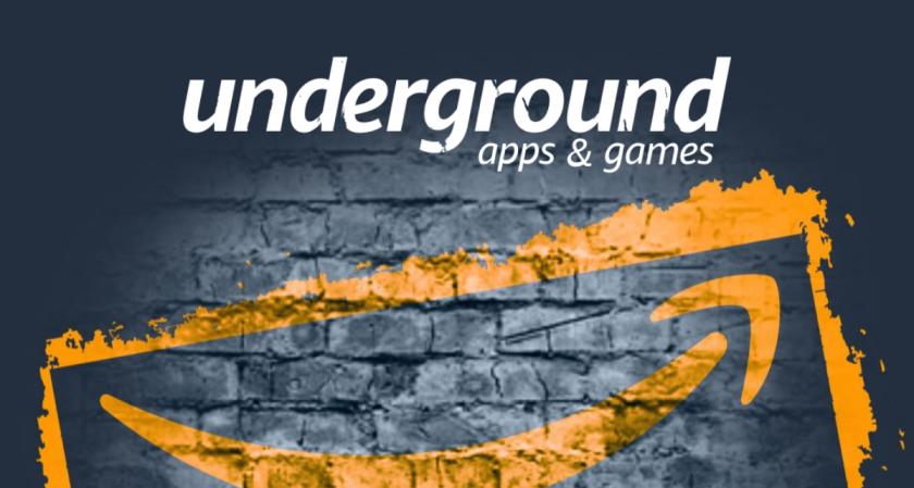 Amazon Underground logo AA