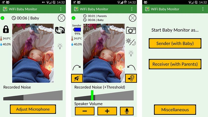 5 best baby monitor apps for androidandroid bunker android bunker. Black Bedroom Furniture Sets. Home Design Ideas
