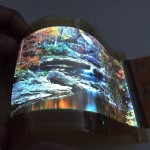 "5.6"" WQHD flexible AMOLED panel (PRNewsFoto/EDO)"