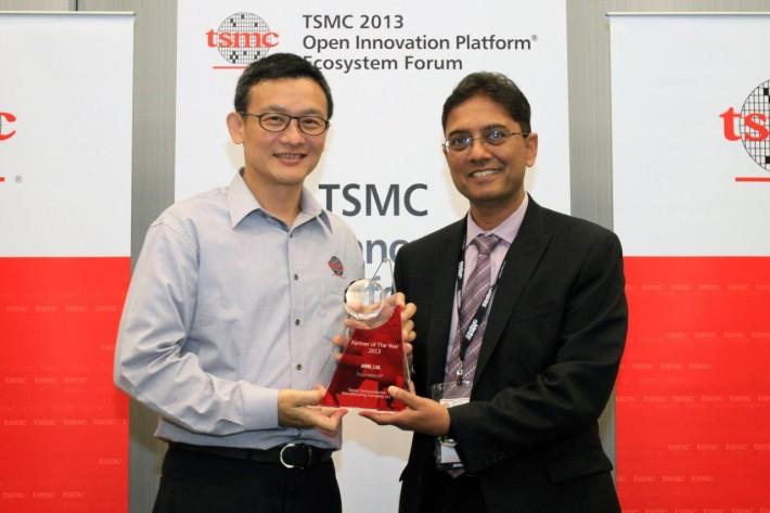 ARM_Artisan_TSMC_OIP_award