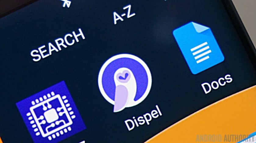 Dispel app icon