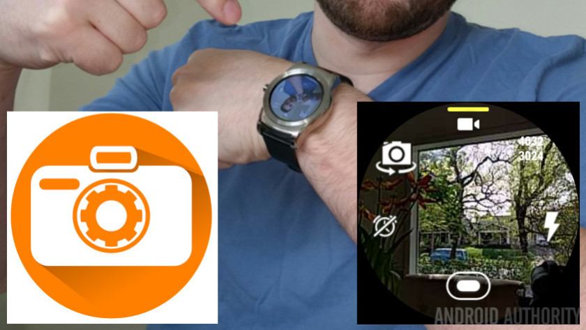 PixtoCam Android Wear camera remote