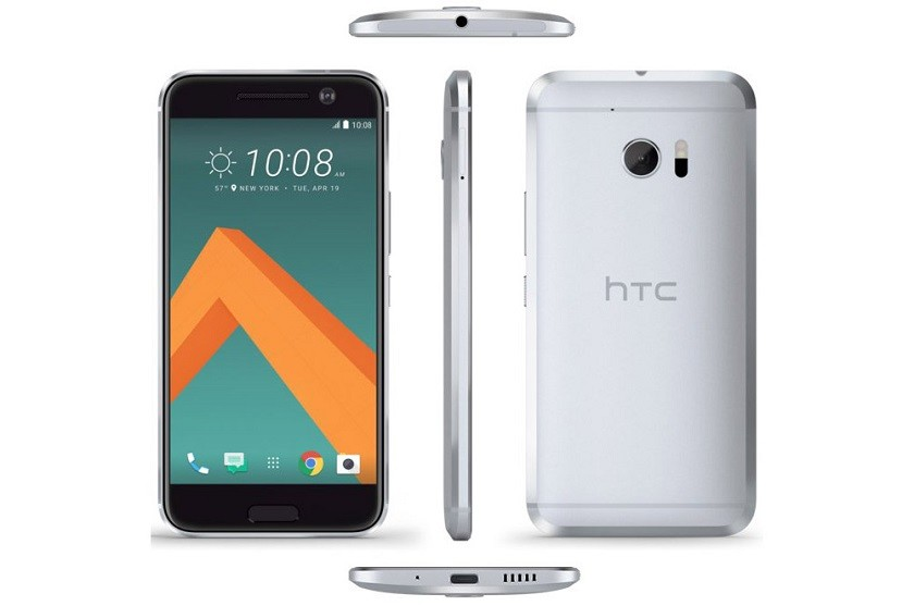 Leaked images of the HTC 10