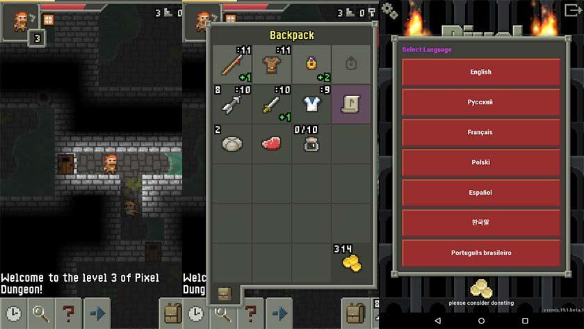 pixel dungeon most challenging games