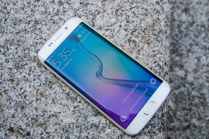 Samsung Galaxy S6 Edge-4
