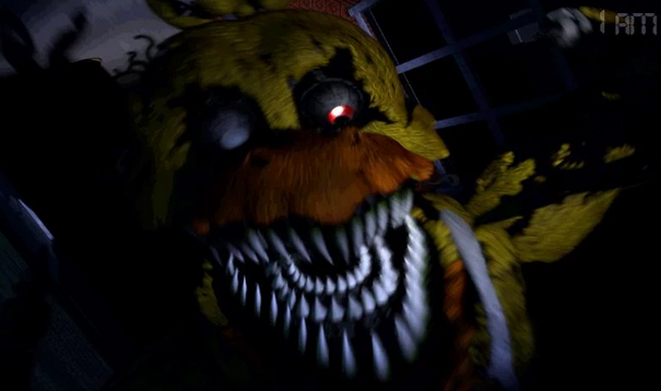 Five Nights at Freddy's 4 reaches the Google Play Store