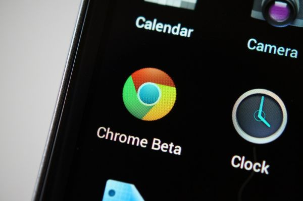 Chrome Beta Android apps weekly