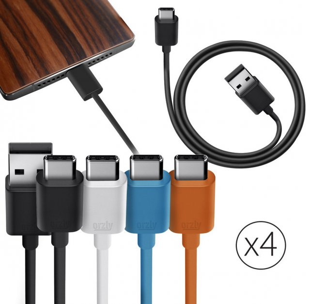 Type C to Type A USB Charger