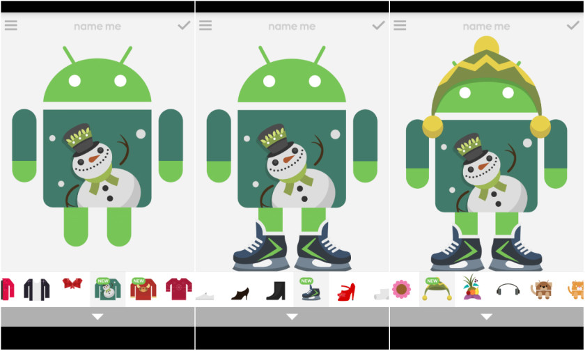 androidify update