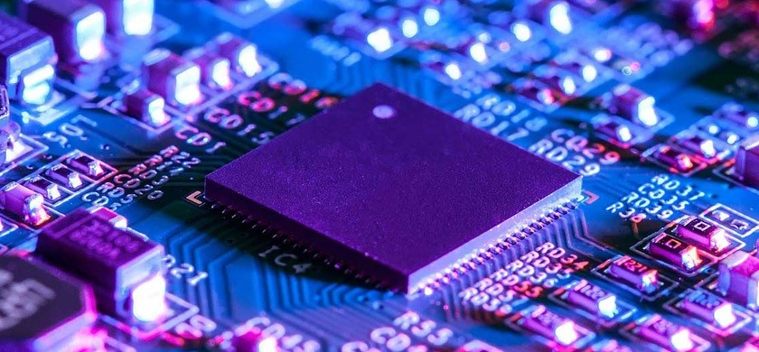 NuCurrent wireless charging chip