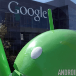 Android update Google Logo