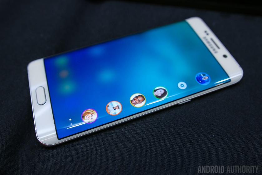 Samsung Galaxy S6 Edge Plus Hands On-19