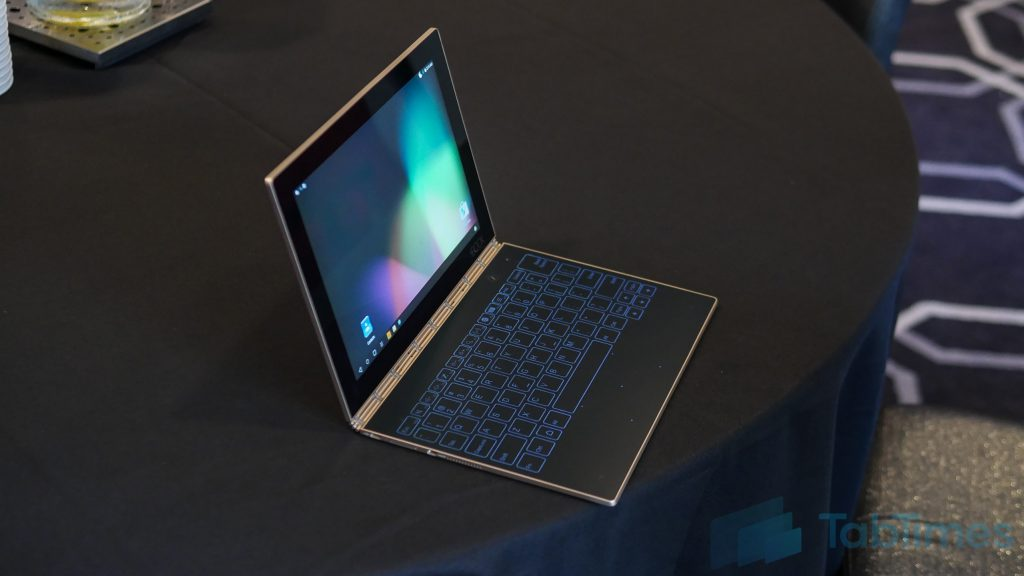Lenovo Yoga Book Android Windows Tablet Ships On October 17th Android Bunker