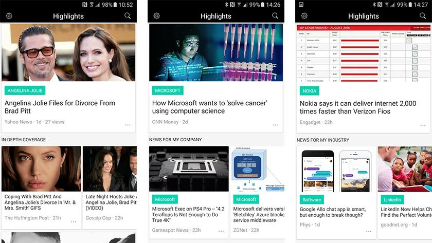 news pro Android Apps Weekly
