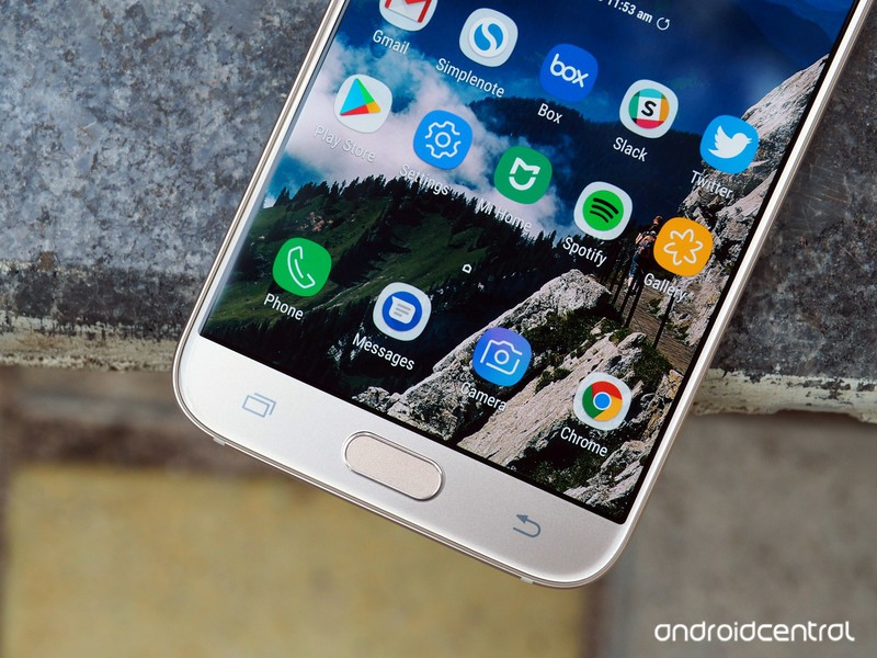 The samsung company Galaxy J7 Pro evaluation: Finally in the right