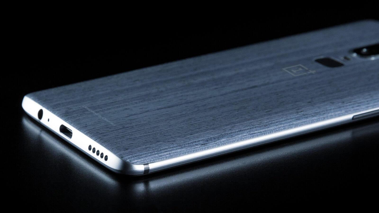 OnePlus 6 headphone jack 3.5mm